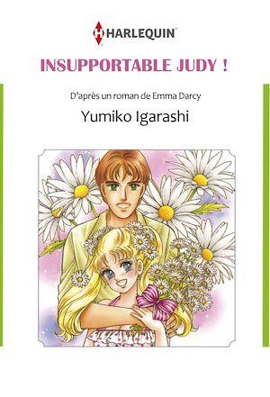Téléchargez le livre :  Insupportable Judy !
