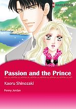 Télécharger cet ebook : Harlequin Comics: Passion and the Prince