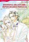 Téléchargez le livre numérique:  Harlequin Comics: Brooding Billionnaire, Impoverished Princess