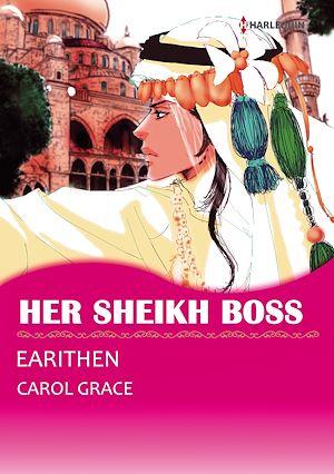 Téléchargez le livre :  Harlequin Comics: Her Sheikh Boss