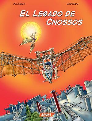 Téléchargez le livre :  Aritz : El legado de Cnossos - 2