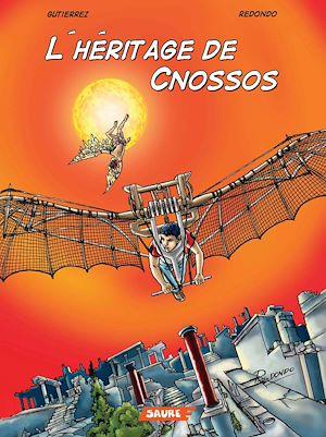 Téléchargez le livre :  Aritz : L´héritage de Cnossos - 2