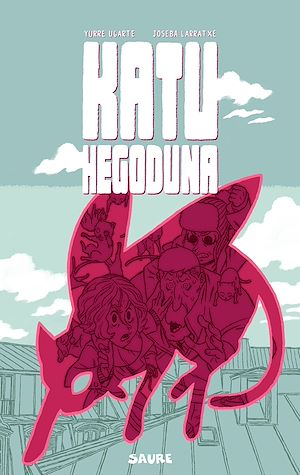 Téléchargez le livre :  Gran angular : Katu hegoduna