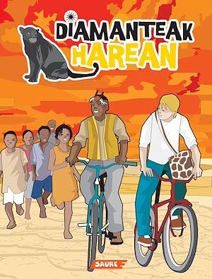 Téléchargez le livre :  Ziklozirkua : Diamanteak harean - 2