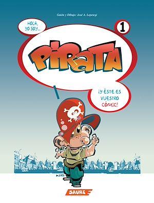 Téléchargez le livre :  Pirata : Hola yo soy… Pirata - 1