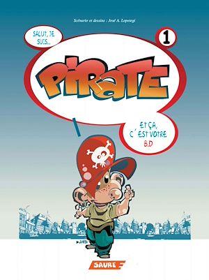 Téléchargez le livre :  Pirate : Salut je suis… Pirate - 2