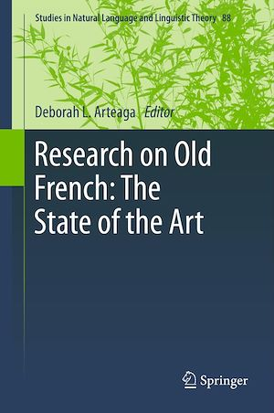Téléchargez le livre :  Research on Old French: The State of the Art