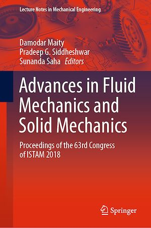 Téléchargez le livre :  Advances in Fluid Mechanics and Solid Mechanics