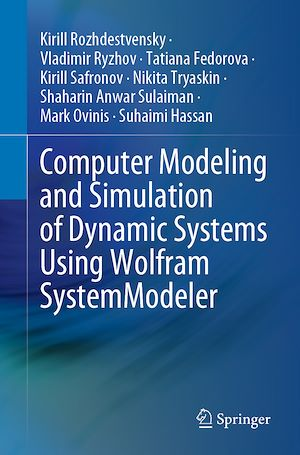 Téléchargez le livre :  Computer Modeling and Simulation of Dynamic Systems Using Wolfram SystemModeler