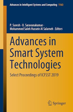 Téléchargez le livre :  Advances in Smart System Technologies