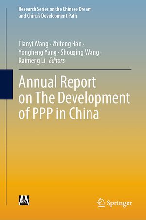 Téléchargez le livre :  Annual Report on The Development of PPP in China