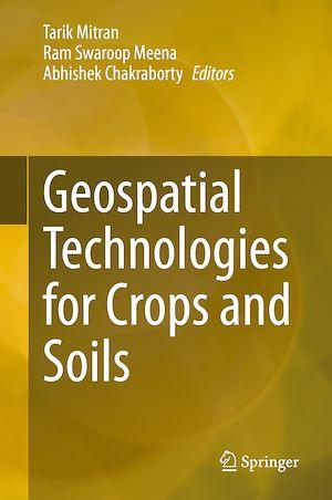 Téléchargez le livre :  Geospatial Technologies for Crops and Soils