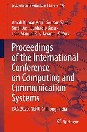 Téléchargez le livre :  Proceedings of the International Conference on Computing and Communication Systems