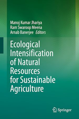 Téléchargez le livre :  Ecological Intensification of Natural Resources for Sustainable Agriculture