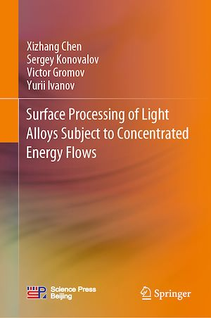 Téléchargez le livre :  Surface Processing of Light Alloys Subject to Concentrated Energy Flows