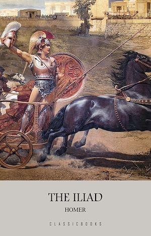 Téléchargez le livre :  The Iliad
