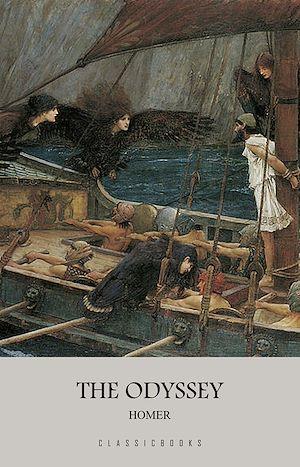 Téléchargez le livre :  The Odyssey