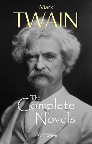 Téléchargez le livre :  Mark Twain: The Complete Novels