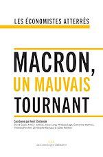 Télécharger le livre :  Macron, un mauvais tournant