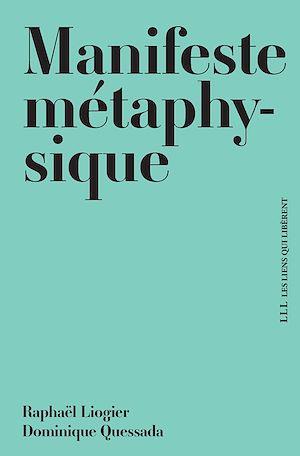 Téléchargez le livre :  Manifeste metaphysique