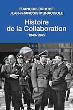 Télécharger cet ebook : Histoire de la collaboration