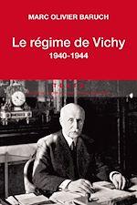 Télécharger cet ebook : Le régime de Vichy