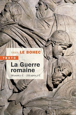 Téléchargez le livre :  La Guerre romaine