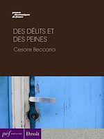 Télécharger cet ebook : Des délits et des peines