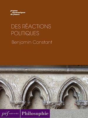 Téléchargez le livre :  Des réactions politiques