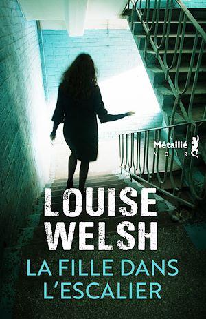 Téléchargez le livre :  La fille dans l'escalier