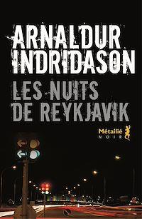 Télécharger le livre : Les Nuits de Reykjavik