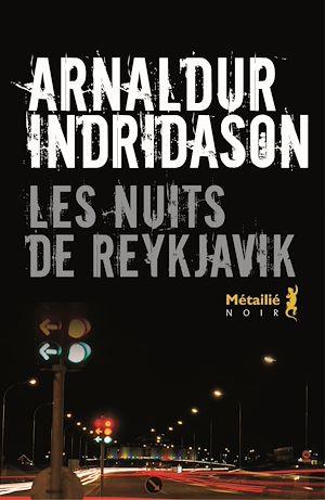 Téléchargez le livre :  Les Nuits de Reykjavik