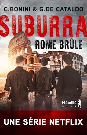 Téléchargez le livre :  Rome brûle