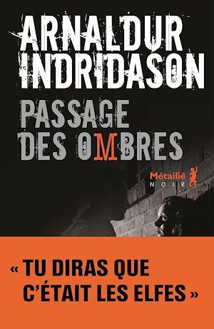 Téléchargez le livre :  Passage des Ombres