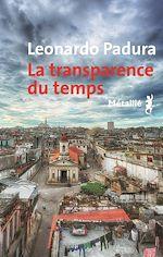 Télécharger le livre :  La transparence du temps