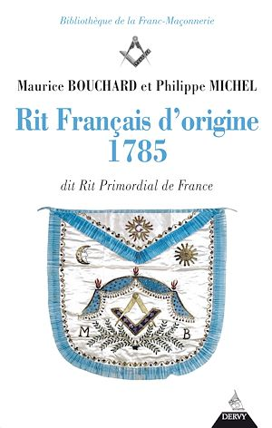Téléchargez le livre :  Rit français d'origine 1785
