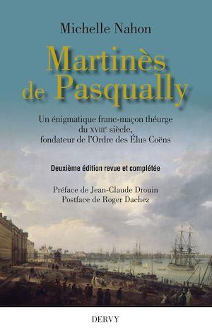 Téléchargez le livre :  Martinès de Pasqually