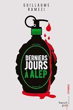 Télécharger le livre :  Derniers jours à Alep