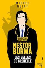 Télécharger le livre :  Les nouvelles enquêtes de Nestor Burma - Les belles de Grenelle