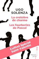 """Télécharger le livre :  Coffret """"Les érotiques de Solenza"""" - spécial Saint-Valentin"""