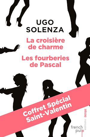 """Téléchargez le livre :  Coffret """"Les érotiques de Solenza"""" - spécial Saint-Valentin"""