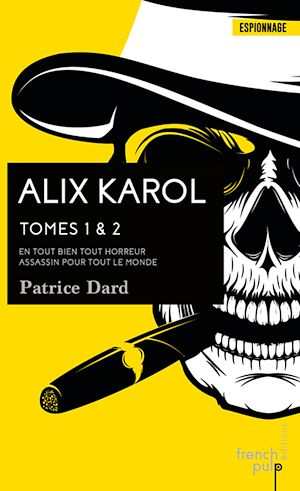 Téléchargez le livre :  Alix Karol - tomes 1-2
