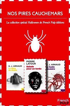 Téléchargez le livre :  Nos pires cauchemars - Coffret spécial Halloween