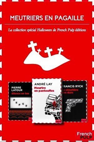 Téléchargez le livre :  Meurtriers en pagaille - Coffret spécial Halloween