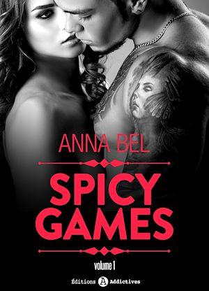 Téléchargez le livre :  Spicy Games - 1