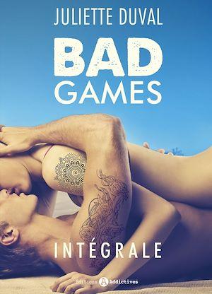 Téléchargez le livre :  Bad Games - L'intégrale