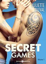 Télécharger cet ebook : Secret Games - 1