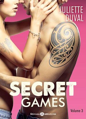 Téléchargez le livre :  Secret Games - 3