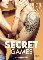Télécharger le livre :  Secret Games - 4
