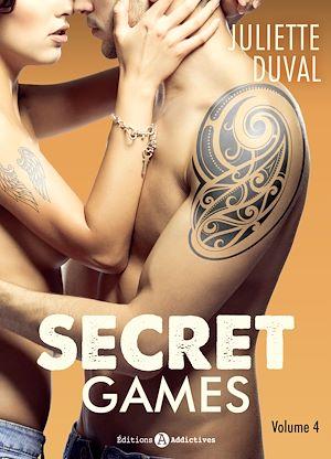 Téléchargez le livre :  Secret Games - 4